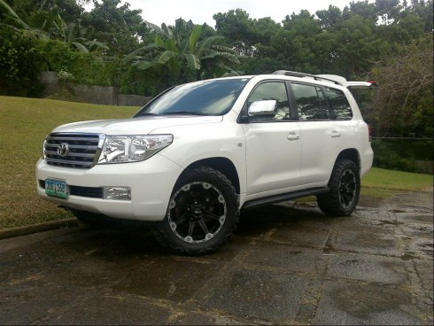 Toyota Land Cruiser 200 Vx Cool Images Cars Bikes Overviews
