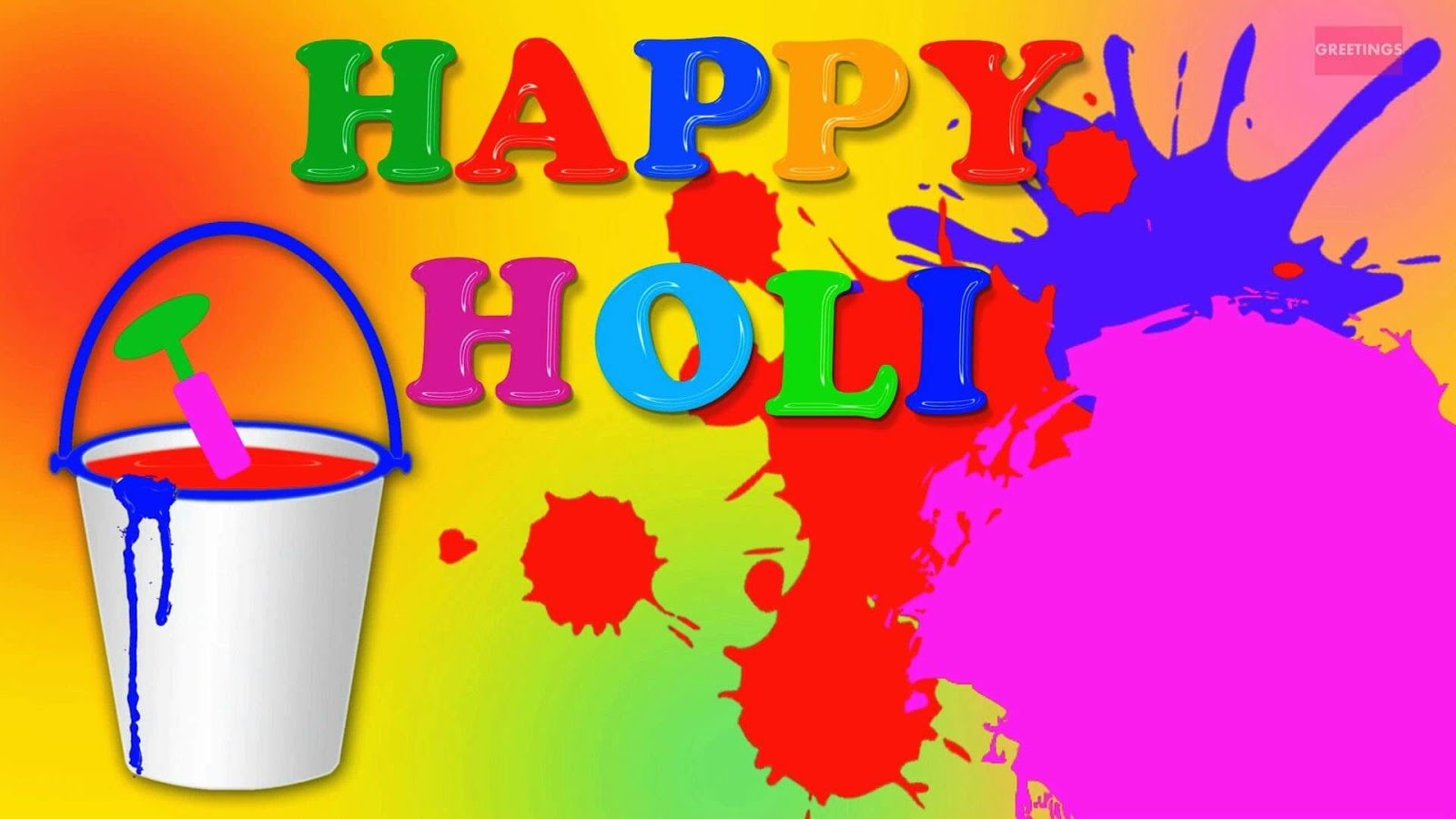 Happy Holi Images for Whatsapp