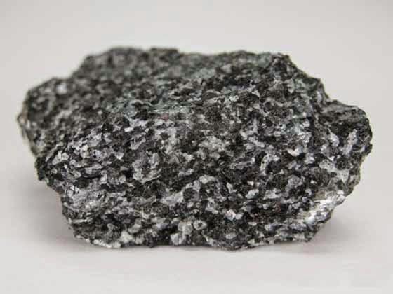 White Metamorphic Rock : Las rocas metamórficas características y ejemplos