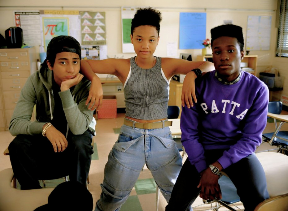 Dope (2015) Movie Film Sinopsis - Zoë Kravitz, Forest Whitaker, Blake Anderson