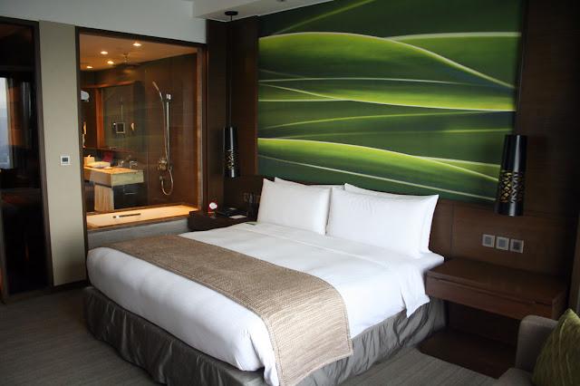 Marco Polo Ortigas Manila Deluxe Room