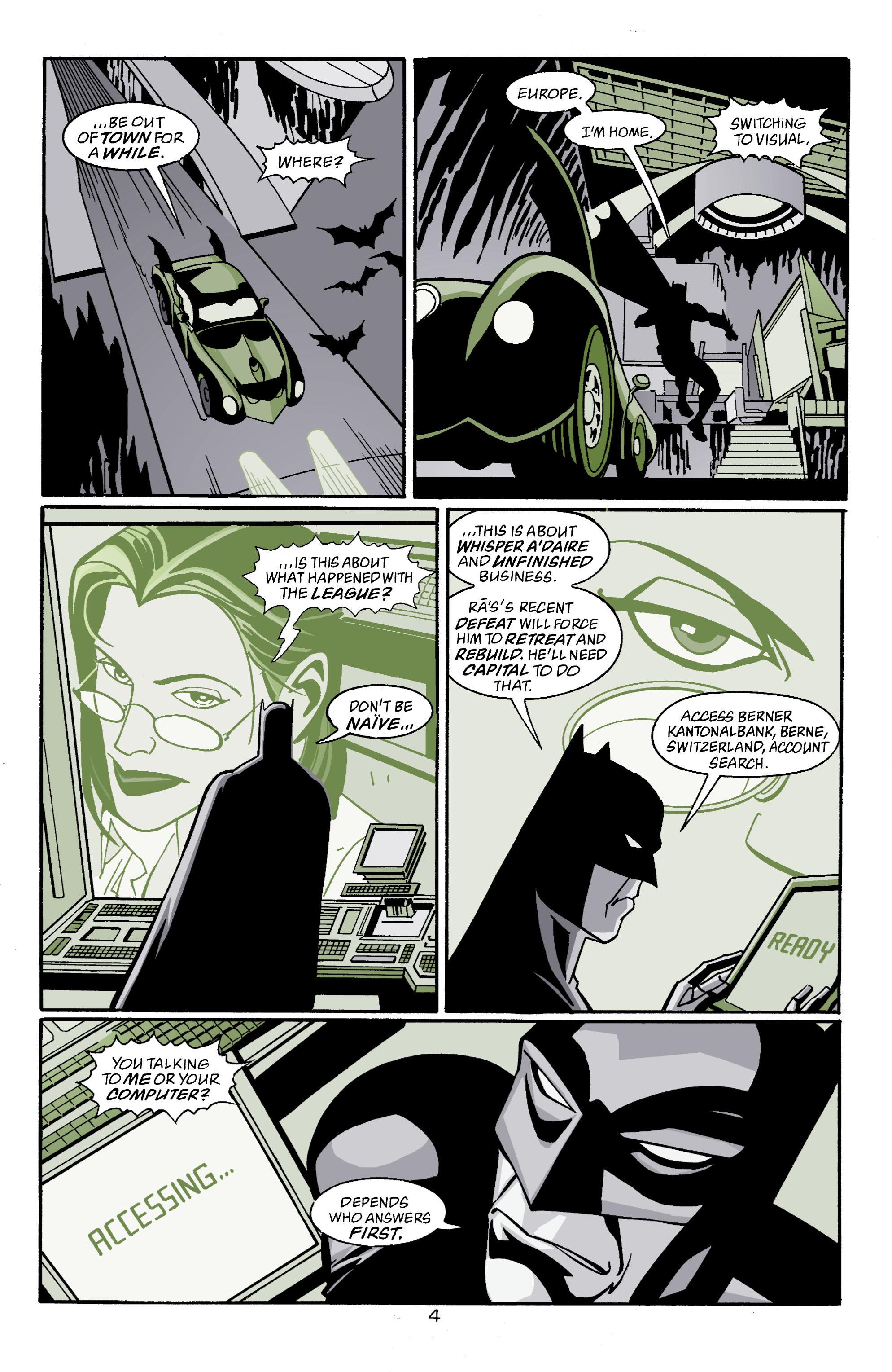 Detective Comics (1937) 750 Page 4