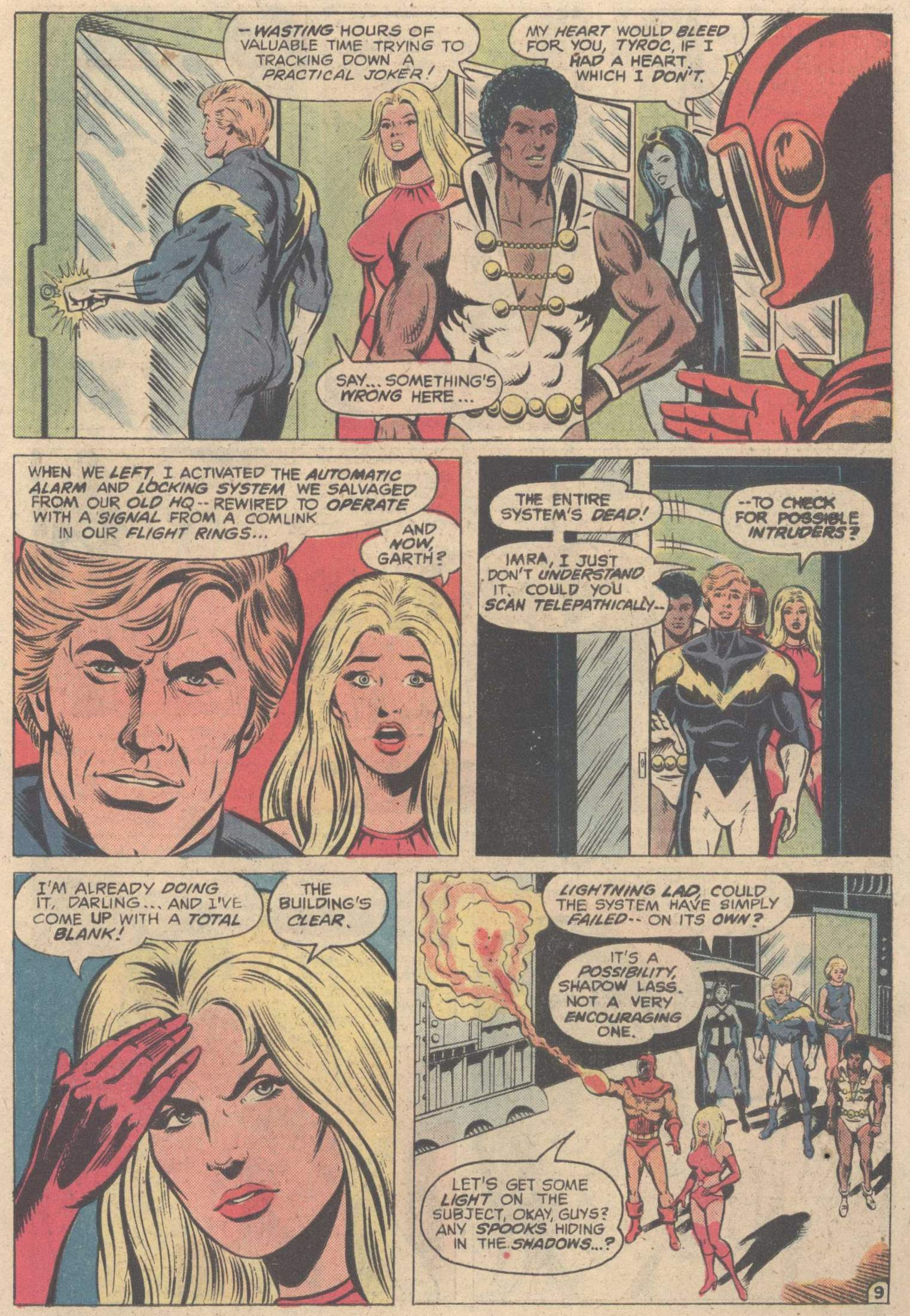 Legion of Super-Heroes (1980) 263 Page 14