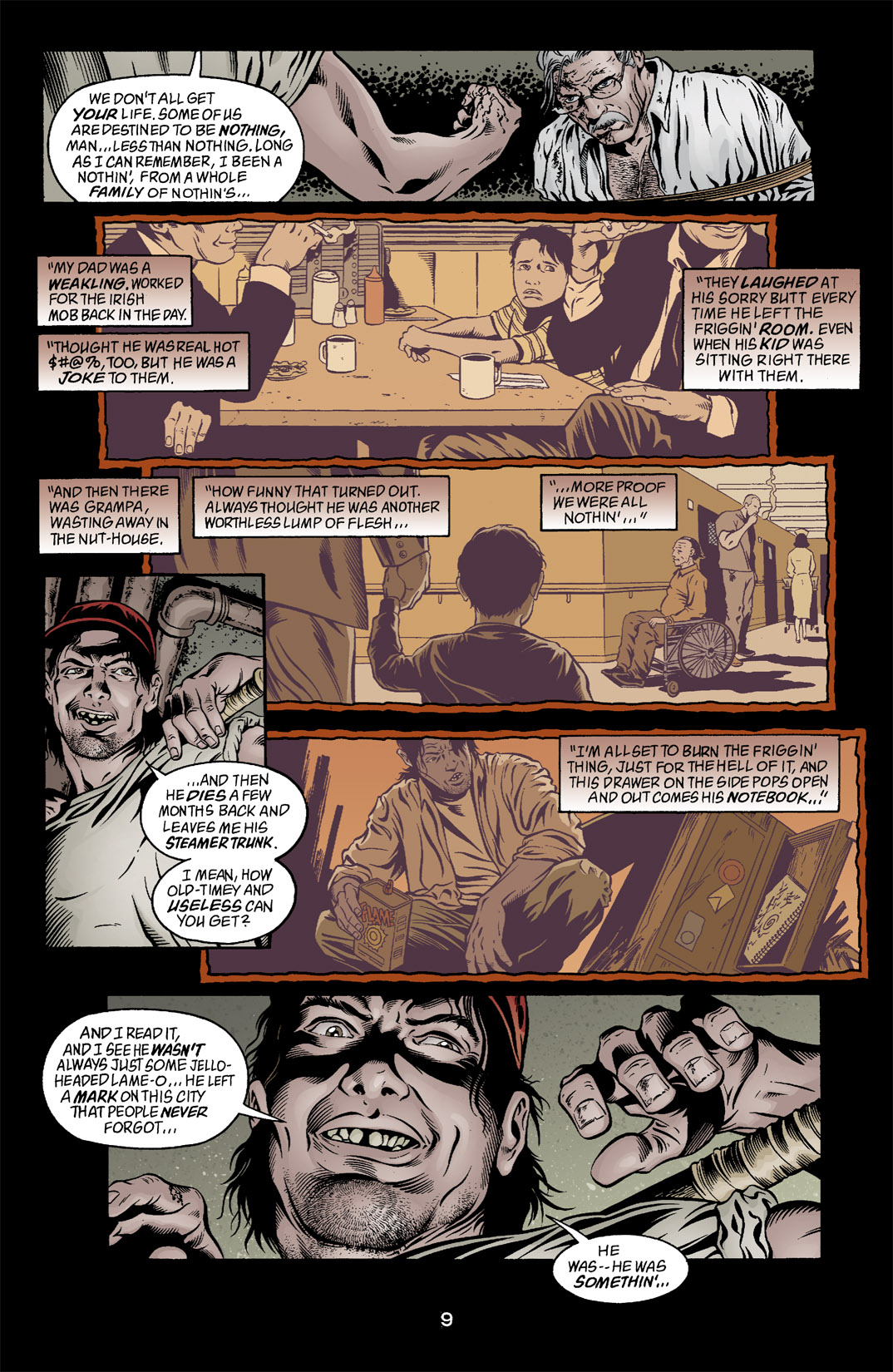 Detective Comics (1937) 786 Page 9