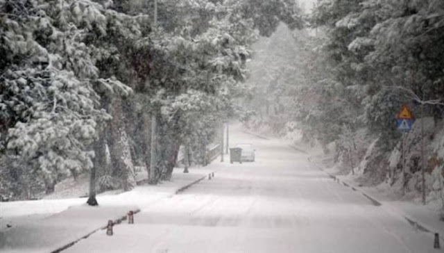 Βγήκαν τα Μερομήνια 2018-2019: Βαρύς χειμώνας με χιόνια και καυτό καλοκαίρι