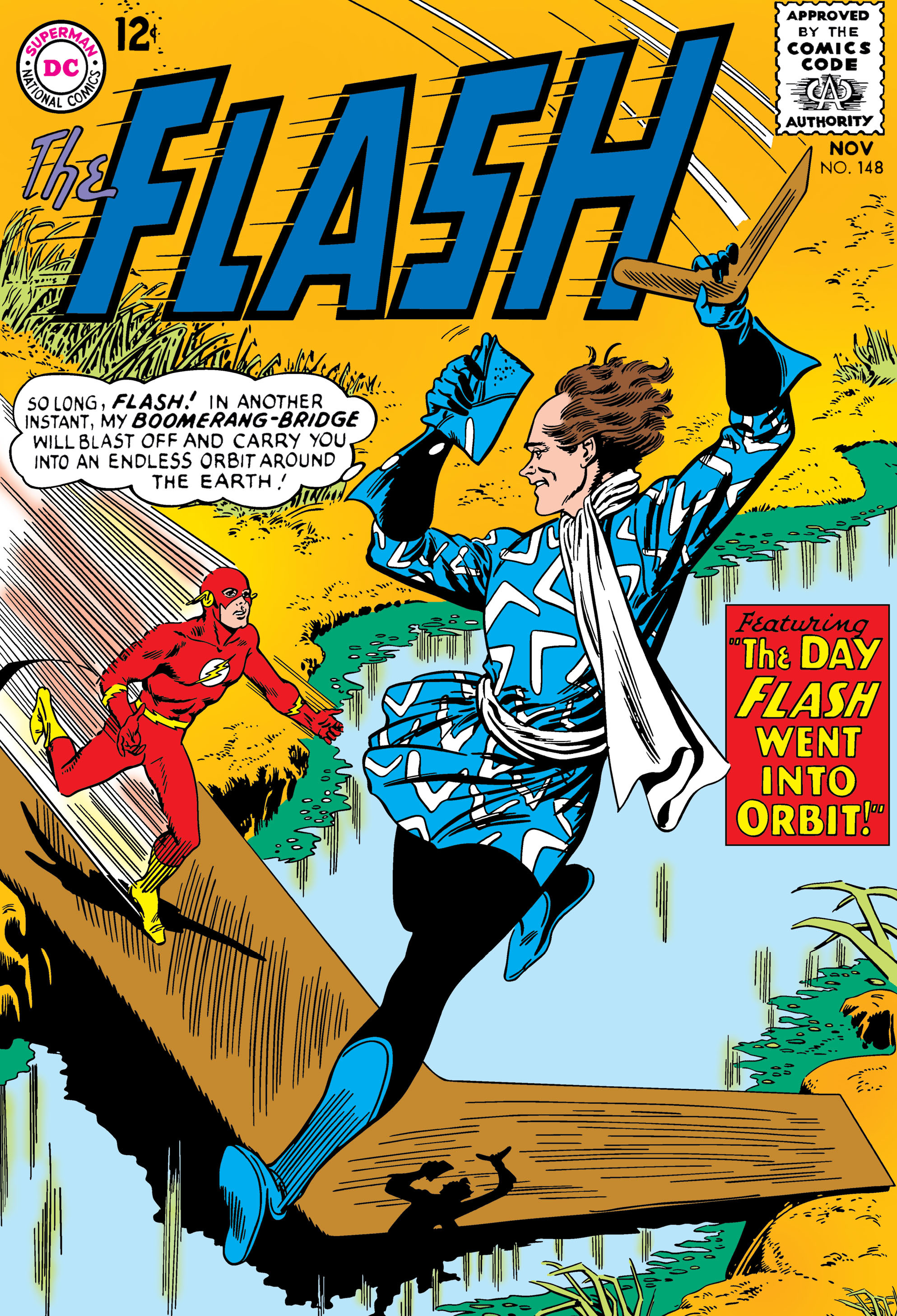 The Flash (1959) 148 Page 1