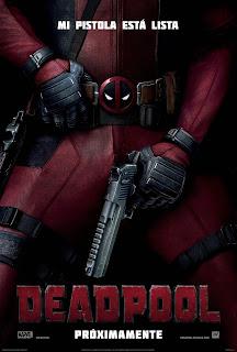 Deadpool Poster Español