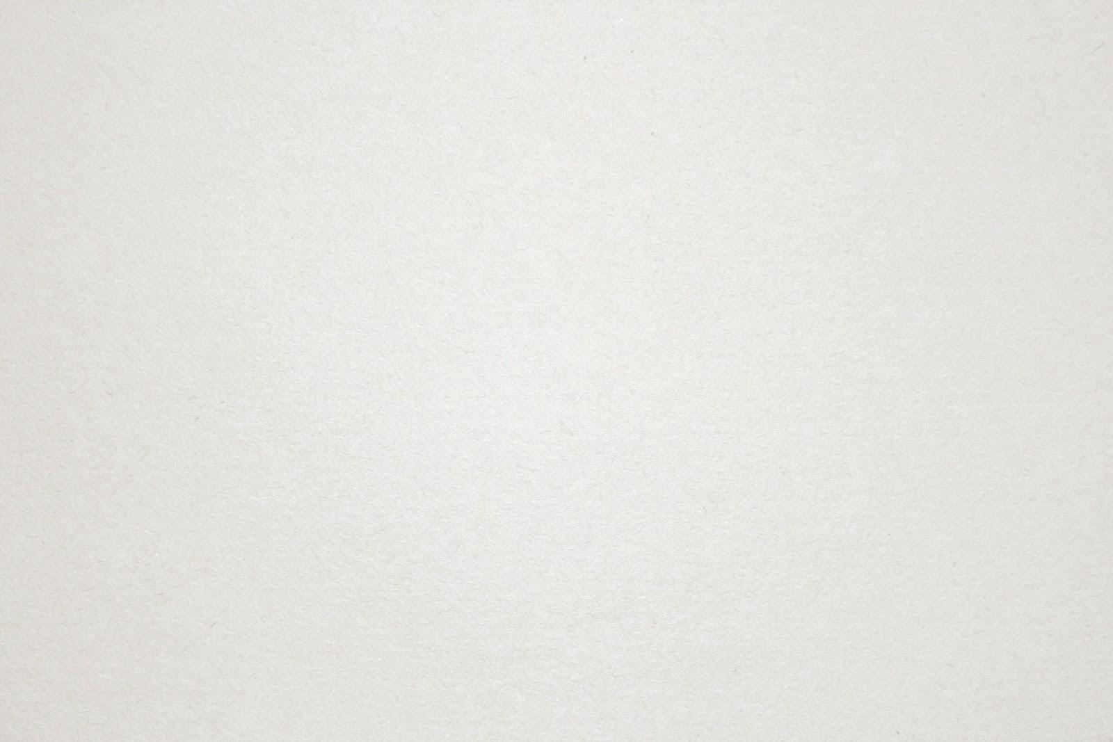 Blank Sheet of Paper!