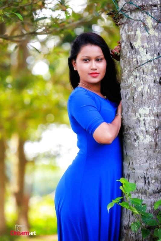Chathu Paba Hot Models