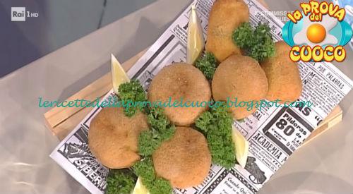Crocchette cremose di gamberi e mais ricetta Shoda da Prova del Cuoco