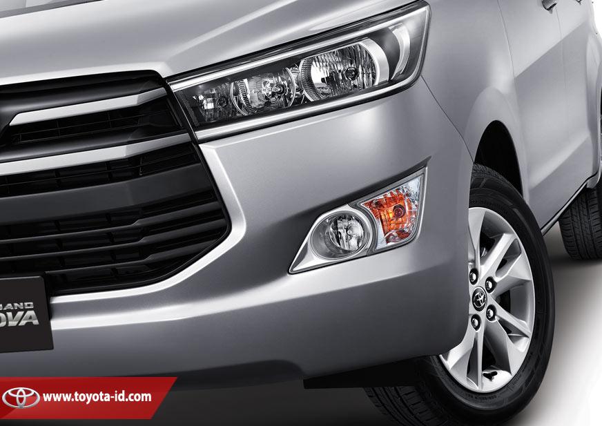 Spesifikasi All New Kijang Innova Diesel Jual Yaris Trd 2014 Tipe G Toyota Astra Indonesia
