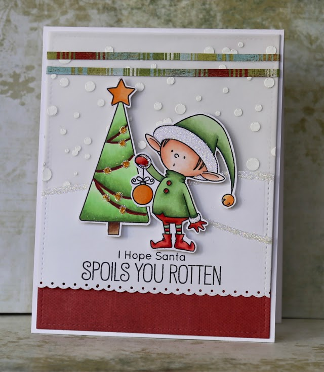 MFT Sketch Challenge - Santa's Elves