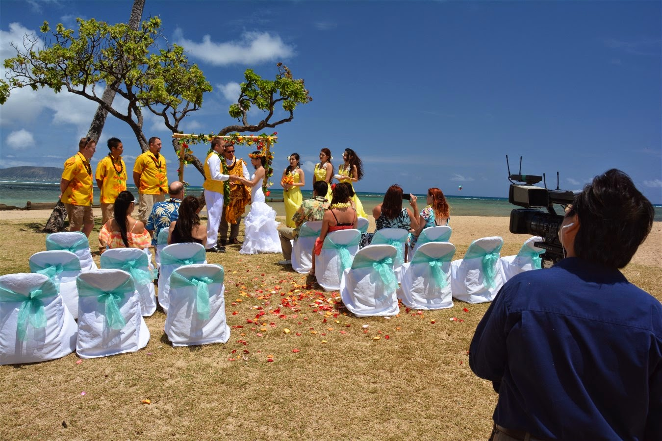 Beach Venues Bridal Dream Hawaii