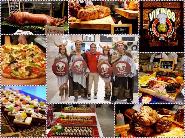 Vikings Buffet, Kalami Cebu, Cebu Food Blog, Grand Opening, All-You-Can-Eat Buffet, Eat All you can cebu, Best buffet restaurants in Cebu, Carvings