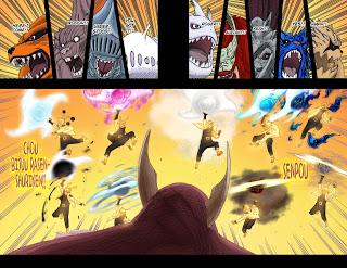 Kekuatan Terbaru Naruto Uzumaki, Pencapaiyan Saat ini