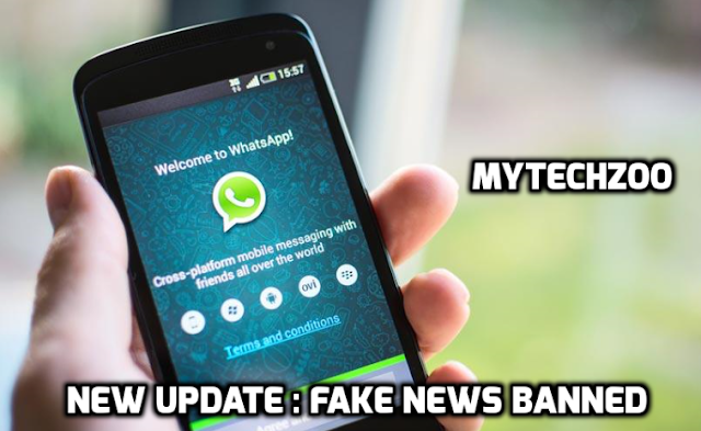 WhatsApp update will stop people from forwarding messages (fake WhatsApp messages) limit to five groups