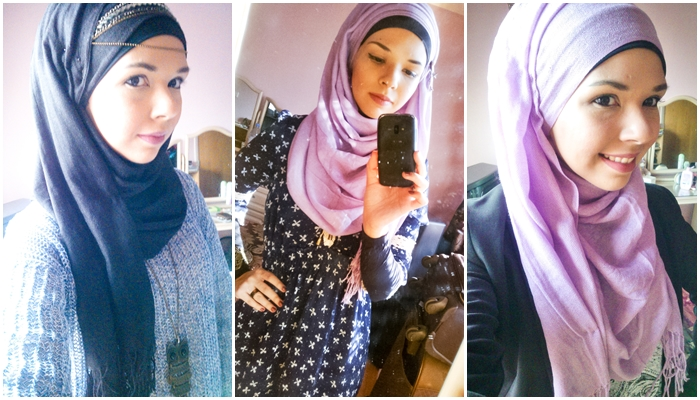 World Hijab Day // My 1st Hijab Tutorial + My Hijab Story - Simplicity in Vogue / @ByAndreaB - muslimah women, muslim women, modesty, modest fashion, modest style, youtube, tutorial, how to wear hijab, what is hijab