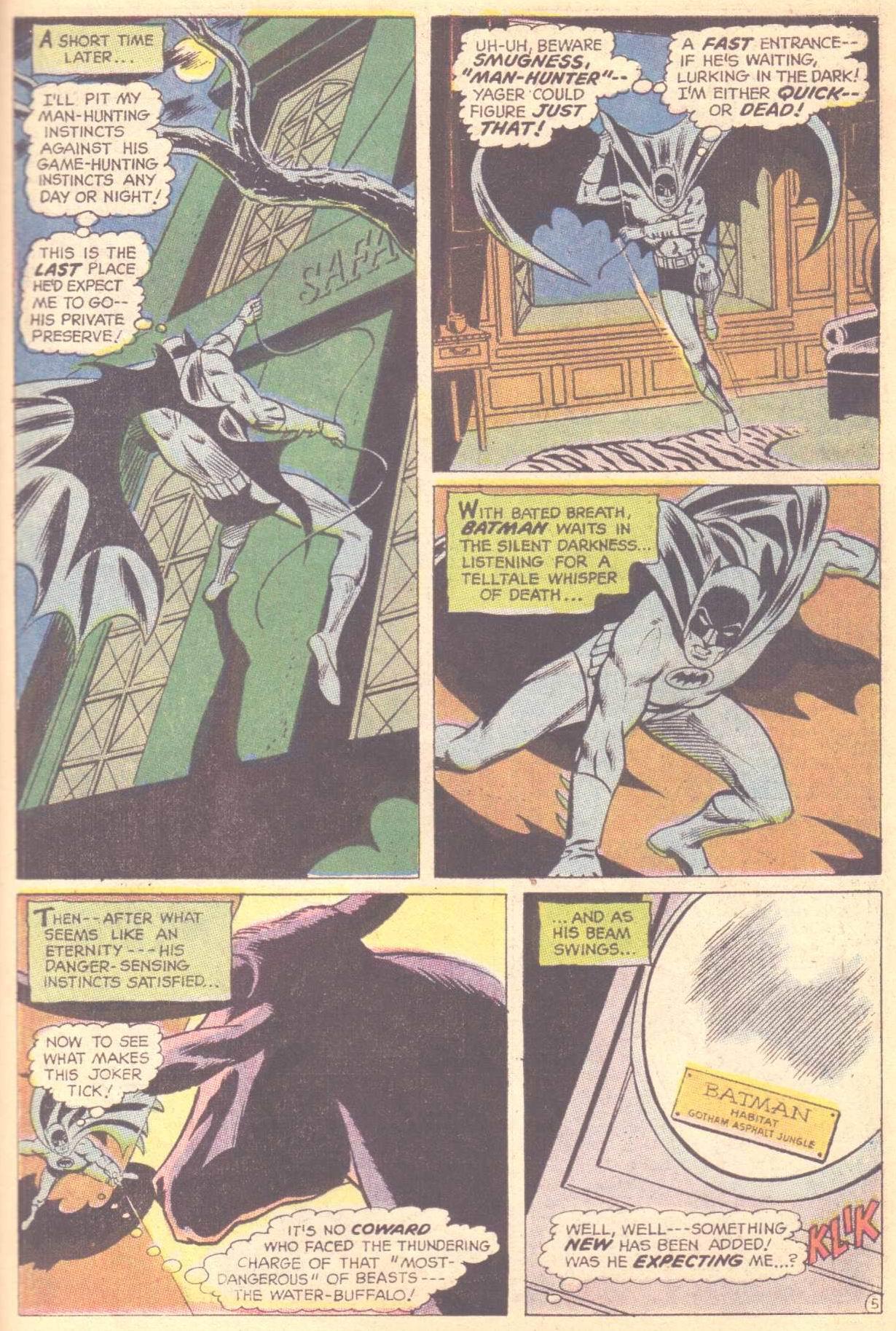 Detective Comics (1937) 401 Page 6