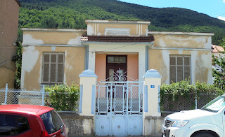 οικία στην λεωφόρο Αβέρωφ 25  στη Φλώρινα