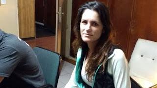 Era buscada por autoridades judiciales y policiales desde el jueves y conmovió a través de los medios.