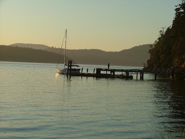 Odlin Park county float