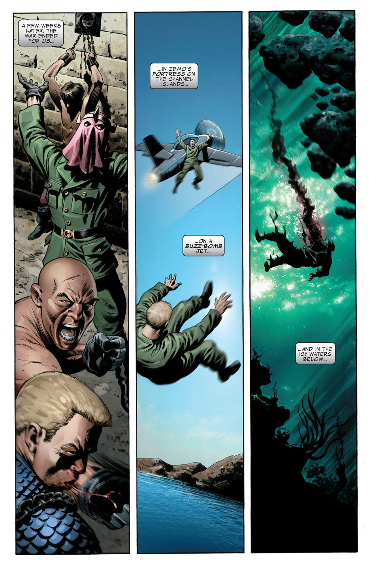 Read online Captain America (2005) comic -  Issue #50 - 18