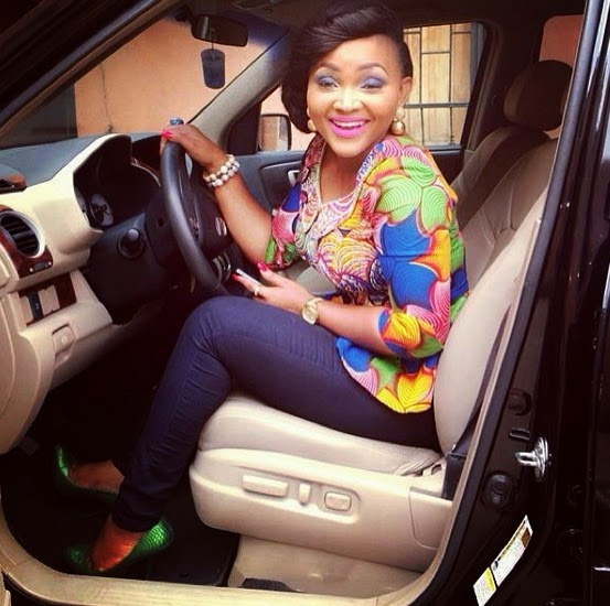 Image result for mercy aigbe new car naijagists