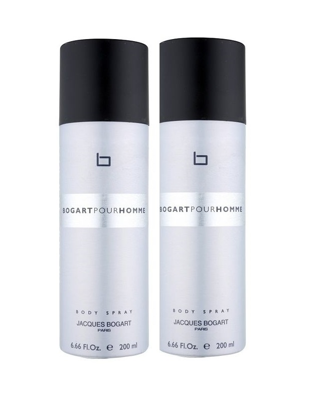 Pack Of 2 - Jacques Bogart Body Spray 200 ml