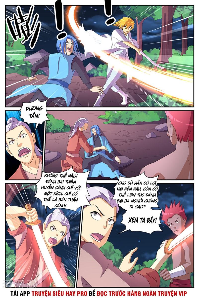 Chí Tôn Chư Thiên chap 193 - Trang 5