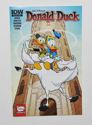 IDW's Donald Duck #7 (legacy 374)
