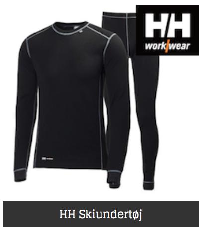 Helly Hansen skinudetøj