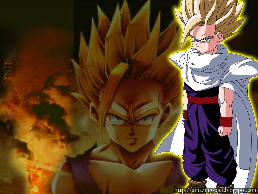 Dragon Ball Teen Super Saiyan Gohan