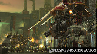 Warhammer 40,000 Freeblade Mod Apk  v5.6.0 Unlimited Money + Data for Android