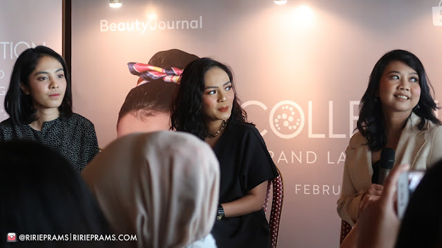 Brand Makeup Halal Asal UK Collection Cosmetics, Kini Hadir Di Indonesia