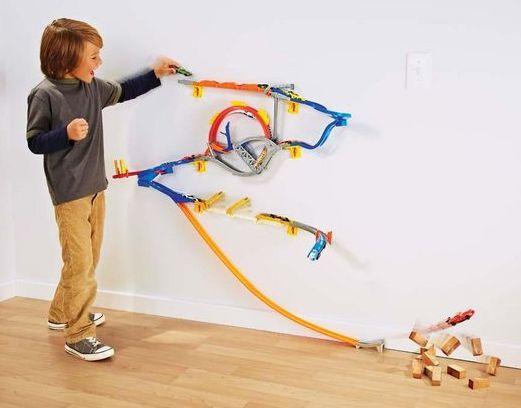 Hot Wheels Wall Tracks  Racebaan op de muur  Speelgoed