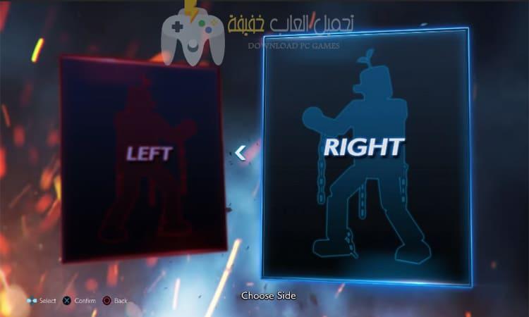 تحميل لعبة تيكن 7 Tekken للكمبيوتر مضغوطة