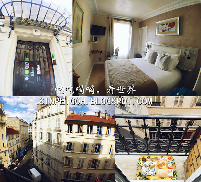 europe hotel recommendation