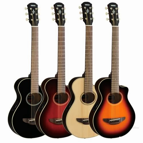 Review Yamaha Apxt2 Small Acoustic Electric Guitar