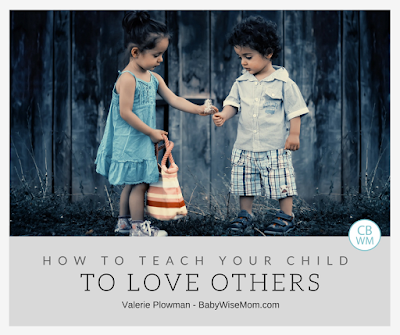 How to Teach Your Child to Love Others