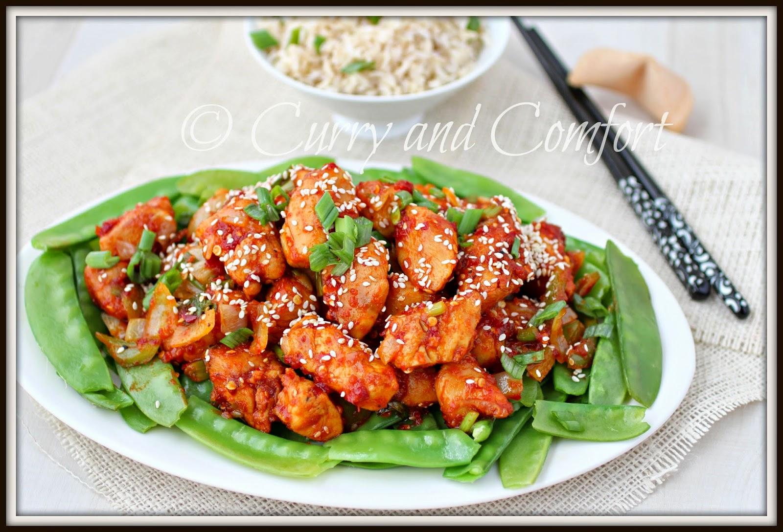 Kitchen Simmer Sweet Chili Chicken