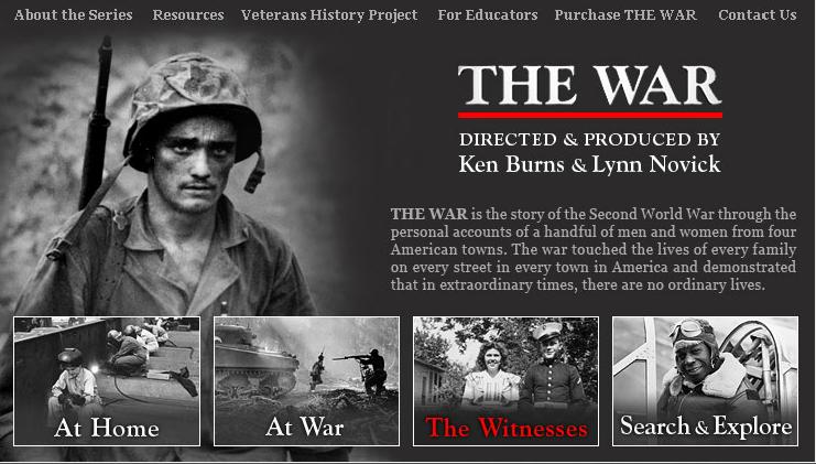 Film Dokumenter Perang Terbaik : The War - A Ken Burns