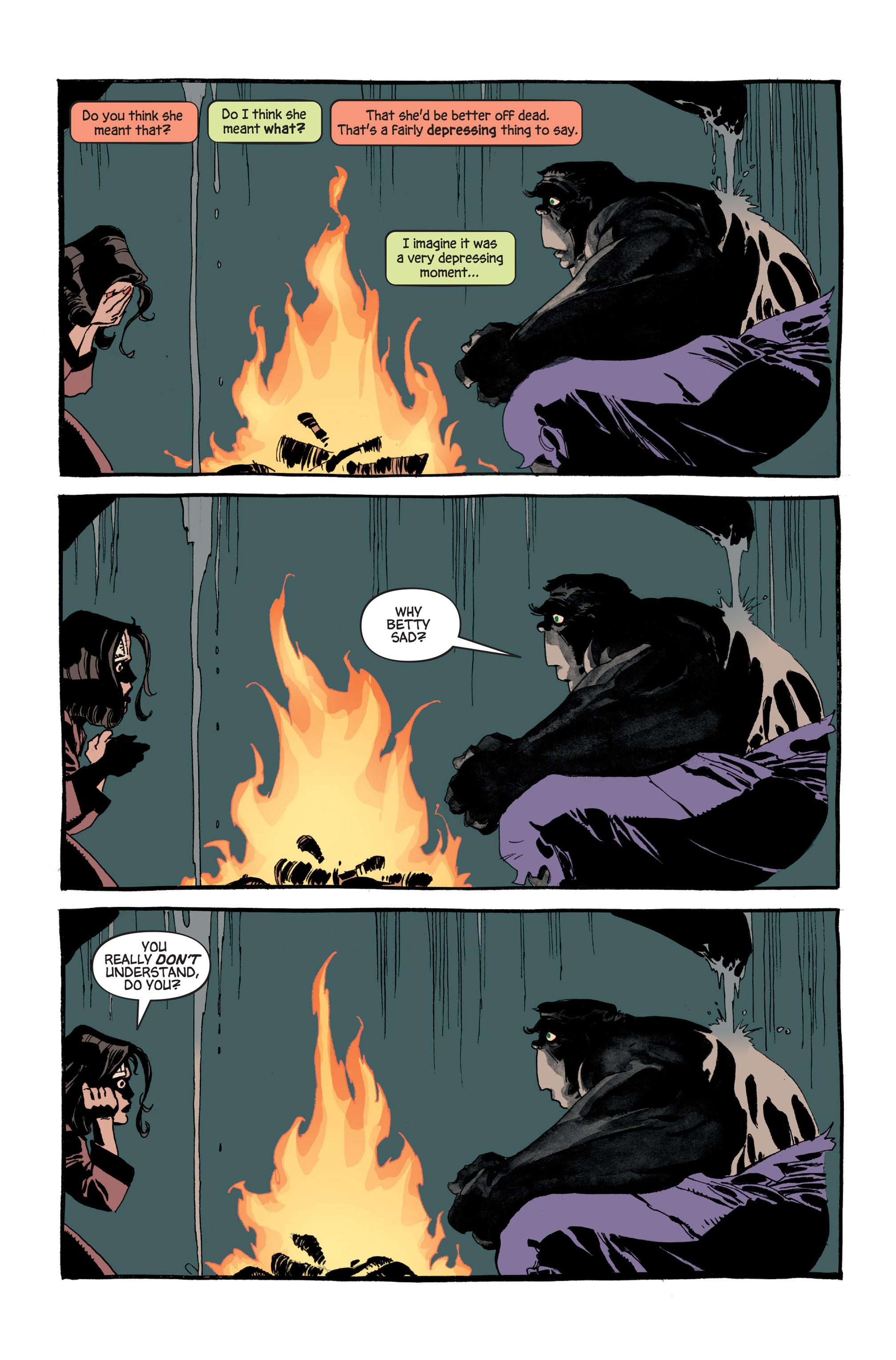 Read online Hulk: Gray comic -  Issue #5 - 19