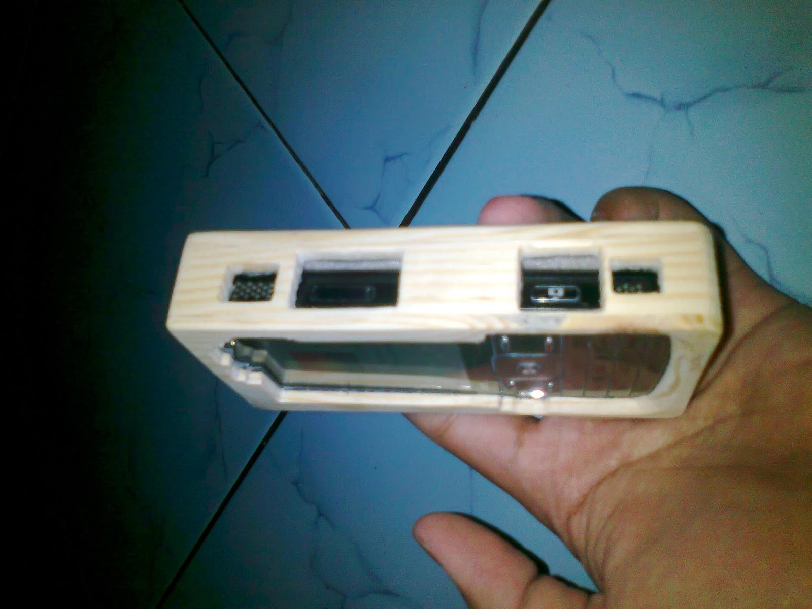 Cara Membuat Casing Hp Dari Kayu (Wooden Smartphone Case