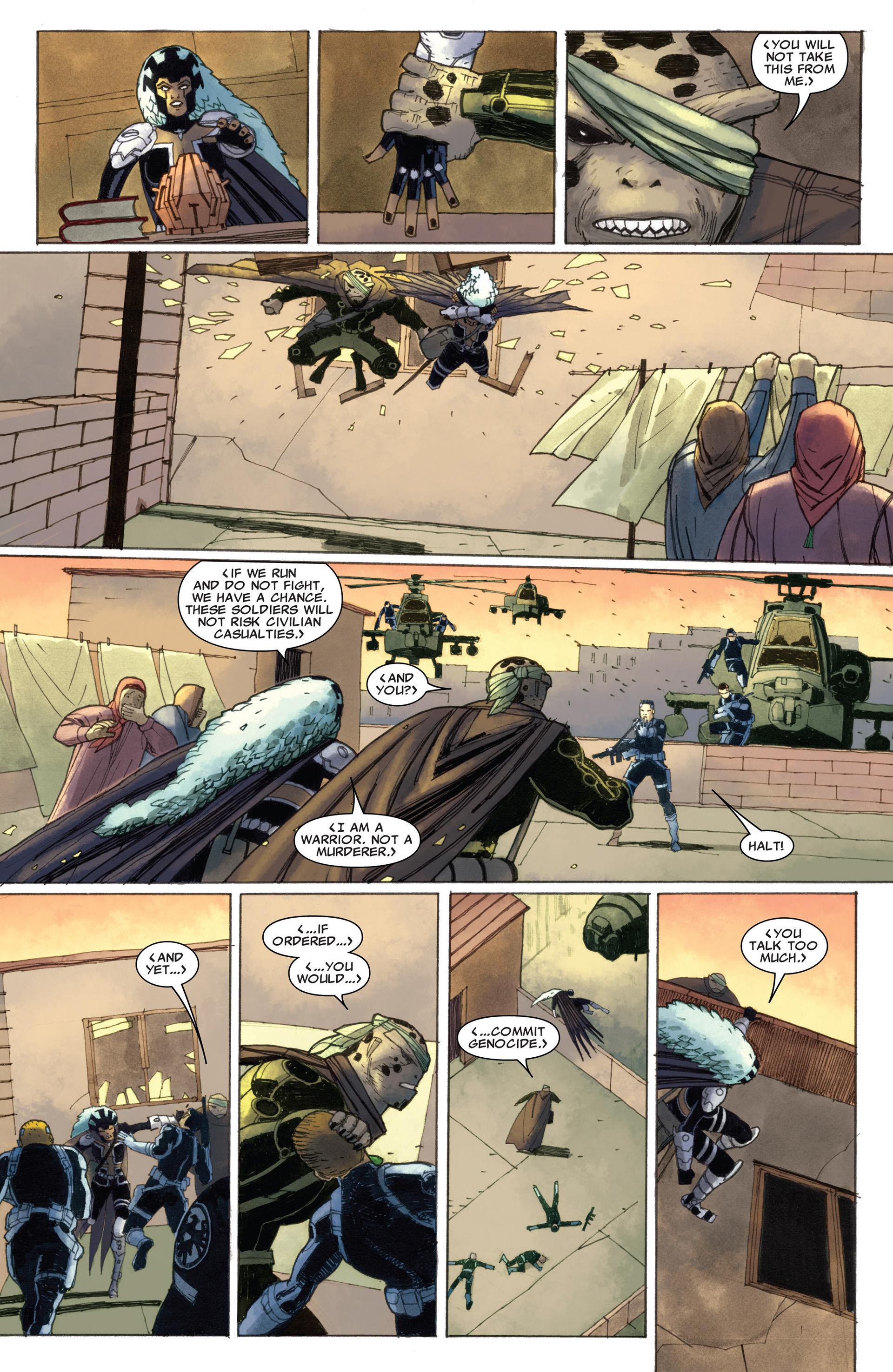 Read online Astonishing X-Men (2004) comic -  Issue #58 - 10