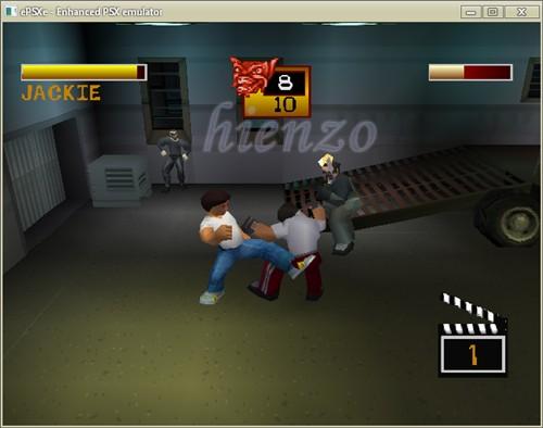 Jackie Chan Stuntmaster's Screenshot