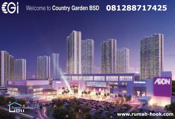 Apartemen Country Garden BSD City