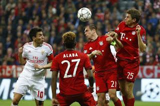 Benfica vs Bayern Munich: Team Nouvelles, Aperçu, En Direct, TV Infos