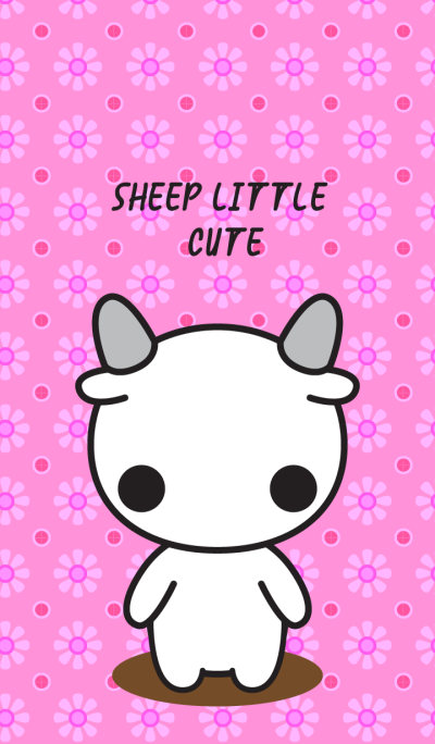 Sheep_A_Cute