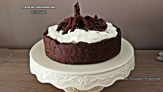Tarta De Chocolate Del Misisipí