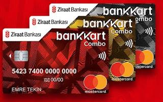 bankkart combo kart çeşitleri